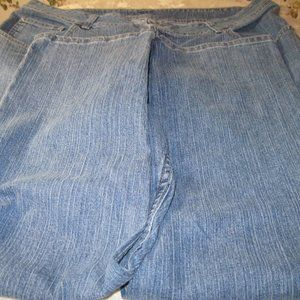 NWT Lee Rider relaxed fit sz 18WP high rise